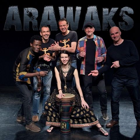 concert world music avec Arawak en live à Villefranche