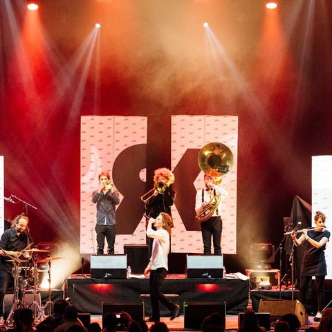le groupe de hip hop Radio Kaizman en concert à villefranche en partenariat avec la Ville de Villefranche sur Saône