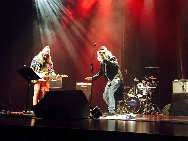 spectacle de rock déjanté avec Le Petit Garage