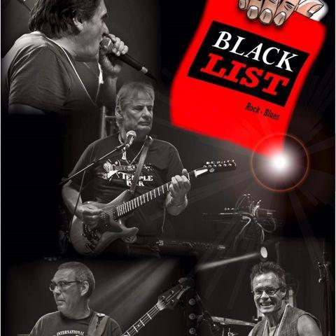 concert rock de Blacklist avec en première partie les élèves de l'école de musique Muzikadem